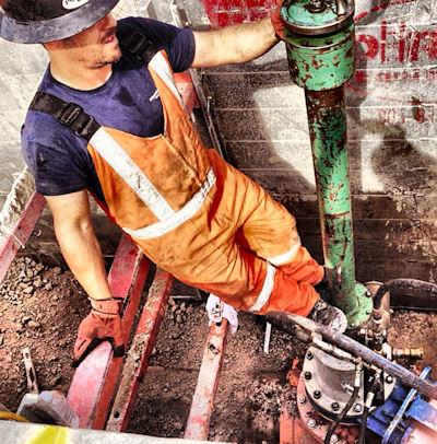 Pipeline Repair Services - Ontario Canada